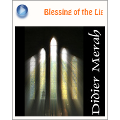 Didier Merah 『Blessing of the Light』 ブログパーツ