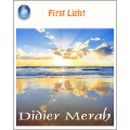 Didier Merah 『First Light』 ブログパーツ