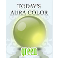 Today's Aura Color ブログパーツ